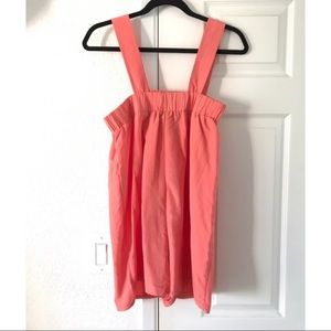 ASOS Pants - ASOS Salmon Pinny Romper Button Straps Small